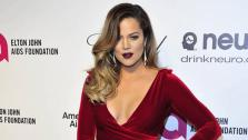 Khloe Kardashian appears at the 22nd Annual Elton John AIDS Foundations Oscar Viewing Party in Los Angeles on March 2, 2014. - Provided courtesy of Michael Williams/startraksphoto.com