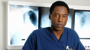 Isaiah Washington appears in an undated promotional photo for Greys Anatomy. - Provided courtesy of ABC