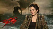 Eva Green talks to OTRC.com in a March 2014 interview to promote the movie 300 Rise Of An Empire, in which she plays Artemisia. - Provided courtesy of OTRC