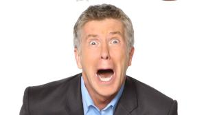Tom Bergeron appears in a publicity photo for season 24 of ABCs Americas Funniest Home Videos, aka AFV. He confirmed to OTRC.com on March 11, 2014 that he will leave the show in 2015 after hosting it for 15 seasons. - Provided courtesy of ABC / Craig Sjodin