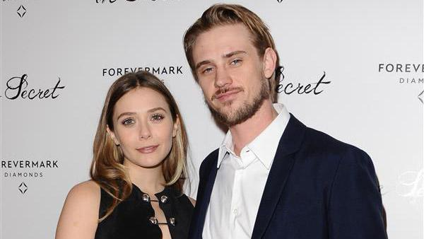 Elizabeth Olsen and Boyd Holbrook appear at the In Secret premiere on Feb. 6, 2014. - Provided courtesy of Sara De Boer/startraksphoto.com