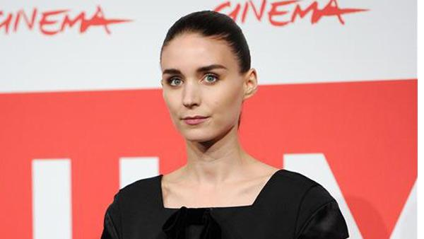 Rooney Mara appears at the photocall for Her at the Rome Film Festival on Nov. 10, 2013. - Provided courtesy of Eric Vandeville/Abaca/startraksphoto.com
