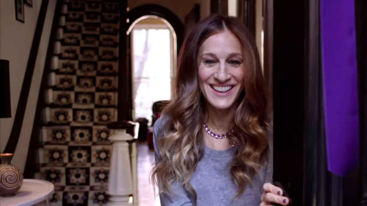 Sarah Jessica Parker appears in an interview with Vogue magazine, which was posted on March 12, 2013.