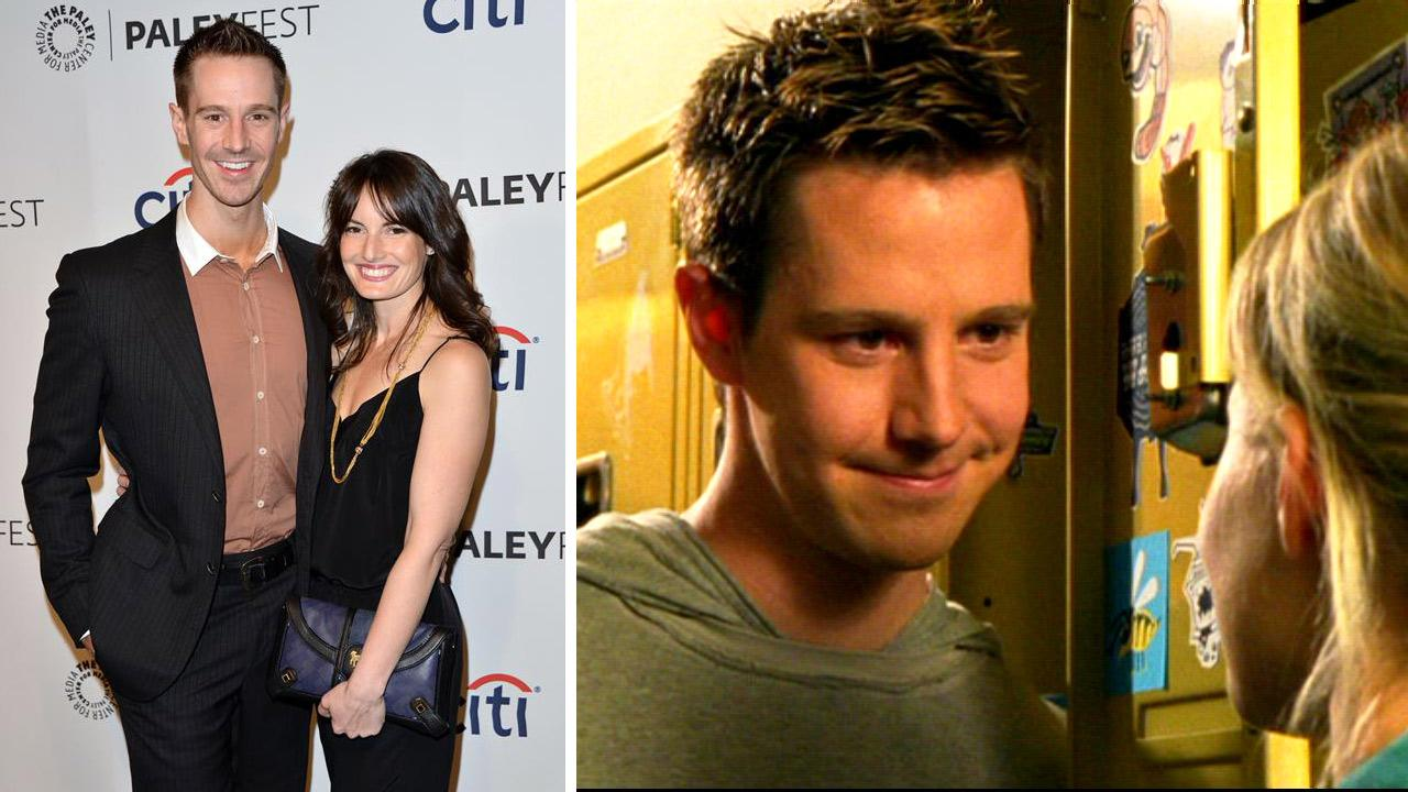 Jason Dohring and wife Lauren Kutner appear at the PaleyCenter For Medias PaleyFest event, honoring Veronica Mars, on March 13, 2014. / Jason Dohring appears as Logan Echolls in a scene from season 2 of the TV show Veronica Mars that aired in 2006. <span class=meta>(Tony DiMaio &#47; Startraksphoto.com &#47; Rob Thomas Productions &#47; Warner Bros. Television)</span>