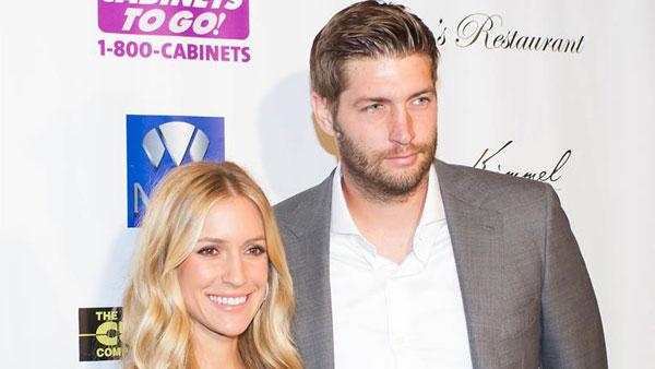 Kristin Cavallari and Jay Cutler appear at a Dancing With The Stars charity event in St Charles, Illinois on Aug. 24, 2013. - Provided courtesy of Sharon Gaietto/startraksphoto.com