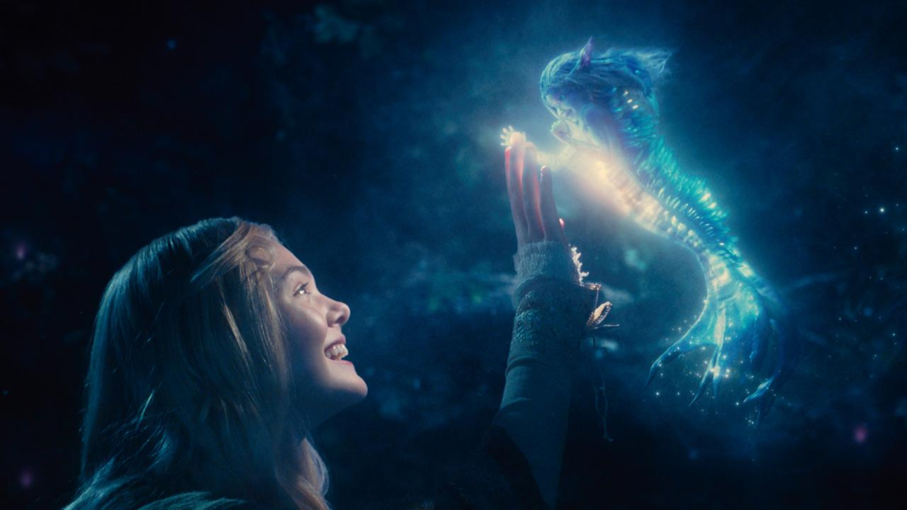 Elle Fanning appears as Aurora in a scene from the 2014 Disney film Maleficent. <span class=meta>(Walt Disney Studios)</span>
