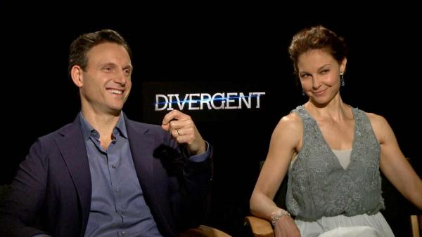 Tony Goldwyn and Ashley Judd talk to OTRC.com about Divergent, in theaters on March 21, 2014. - Provided courtesy of OTRC