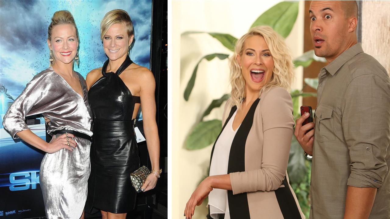 Cynthia Daniel and Brittany Daniel appear at the premiere of Skyline in Los Angeles on Nov. 9, 2010. / Brittany Daniel appears in a scene from season 7 of BETs The Game in March 2014. She had left the show in 2011 and returned after battling cancer.
