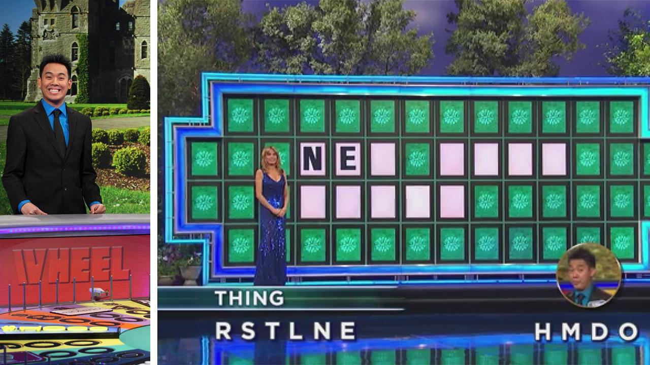 Emil DeLeon appears on Wheel of Fortune in an episode that aired on March 19, 2014. He made an amazing solve of a bonus round puzzle -- which made national headlines.