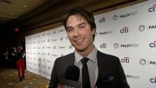 Ian Somerhalder talks to OTRC.co - Provided courtesy of OTRC