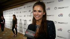 Nina Dobrev talks to OTRC.com at a 2014 PaleyFest event honoring the CW shows The Vampire Diaries and spinoff The Originals at the Dolby Theatre in Hollywood, California on March 22, 2014 - watch video. - Provided courtesy of OTRC