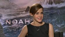 Emma Watson of Harry Potter fame talks to OTRC.com about the movie Noah ahead of its March 28, 2014 release. - Provided courtesy of OTRC