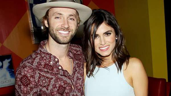Nikki Reed and Paul McDonald appear at the Twilight Forever Fan Experience Exhibit celebrating the fifth anniversary of the film in New York City on Nov. 4, 2013. - Provided courtesy of Marion Curtis / startraksphoto.com