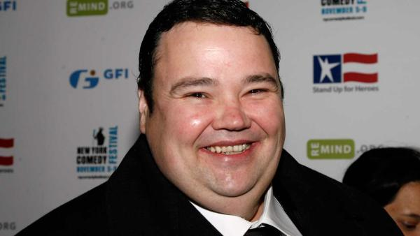 John Pinette arrives to the 2nd annual Stand Up For Heroes: A Benefit for the Bob Woodruff Foundation in New York.