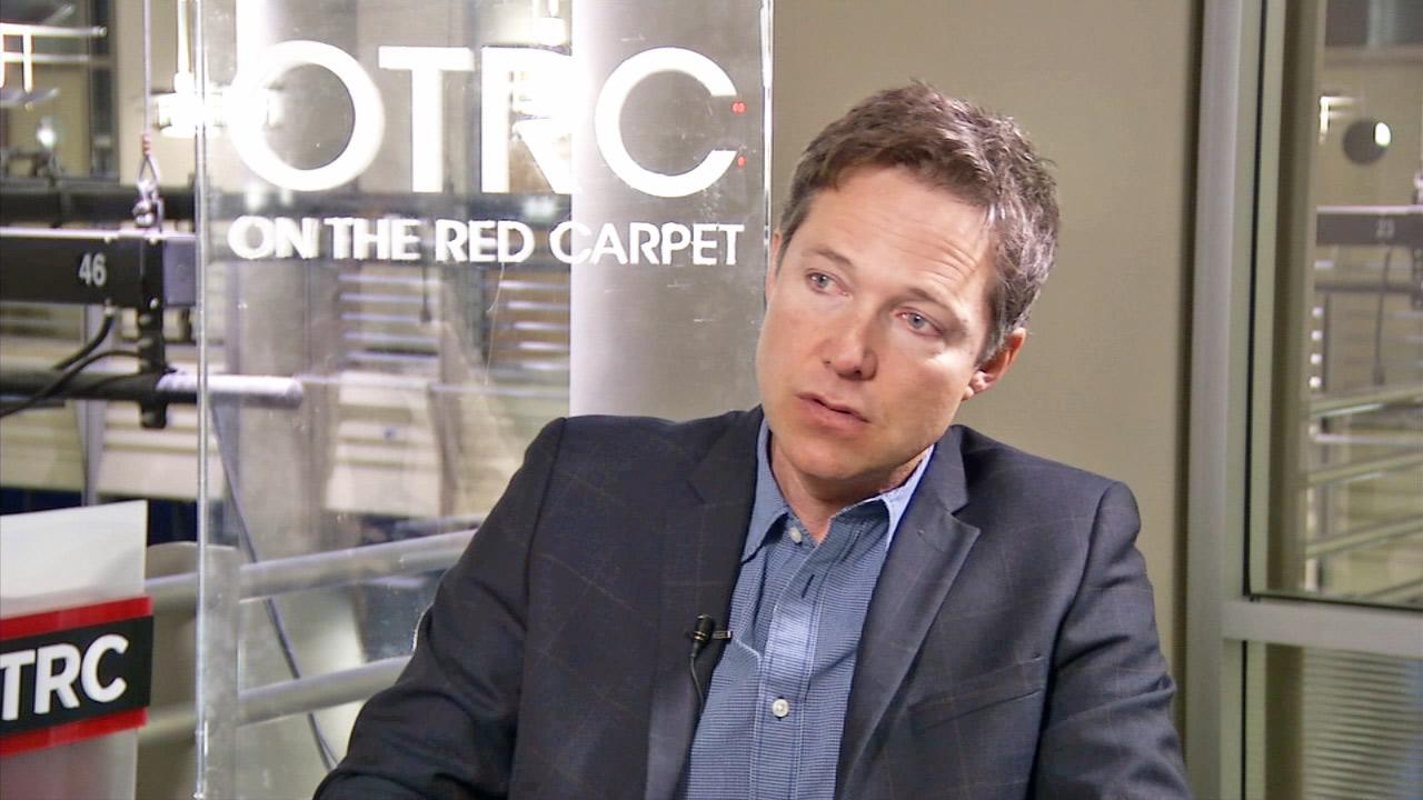 George Newbern appears in an interview with OTRC.com on March 31, 2014.