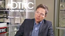 George Newbern appears in an interview with OTRC.com on March 31, 2014. - Provided courtesy of OTRC