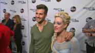 James Maslow, Peta talk 'DWTS' week 5, making fan's dream come true