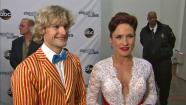 Charlie White, Sharna Burgess talk 'DWTS' week 5