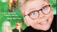 Peter Billingsley appears on the DVD cover of A Christmas Story. - Provided courtesy of Metro-Goldwyn-Mayer / Christmas Tree