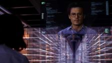Trailer for the 2014 film Transcendence featuring Johnny Depp. - Provided courtesy of none / Warner Bros. Pictures