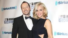 Jenny McCarthy and Donnie Wahlberg appear at Howard Sterns 60th birthday bash, presented by Sirius XM, in New York on Jan. 31, 2014. McCarthy announced on April 16, 2014 that she and Wahlberg are engaged. - Provided courtesy of OTRC / Kristina Bumphrey / Startraksphoto.com