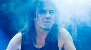 Malcolm Young of AC/DC appears in an undated photo on the groups website on April 16, 2014. The band announced he is taking a break from the group due to ill health. - Provided courtesy of acdc.com
