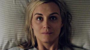 Taylor Schilling appears in a scene from season 2 of Orange Is The New Black in 2014. - Provided courtesy of Netflix.com