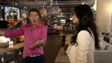 HGTV star designer David Bromstad takes OTRC shopping at swanky LA furniture boutique HD Buttercup - Provided courtesy of OTRC