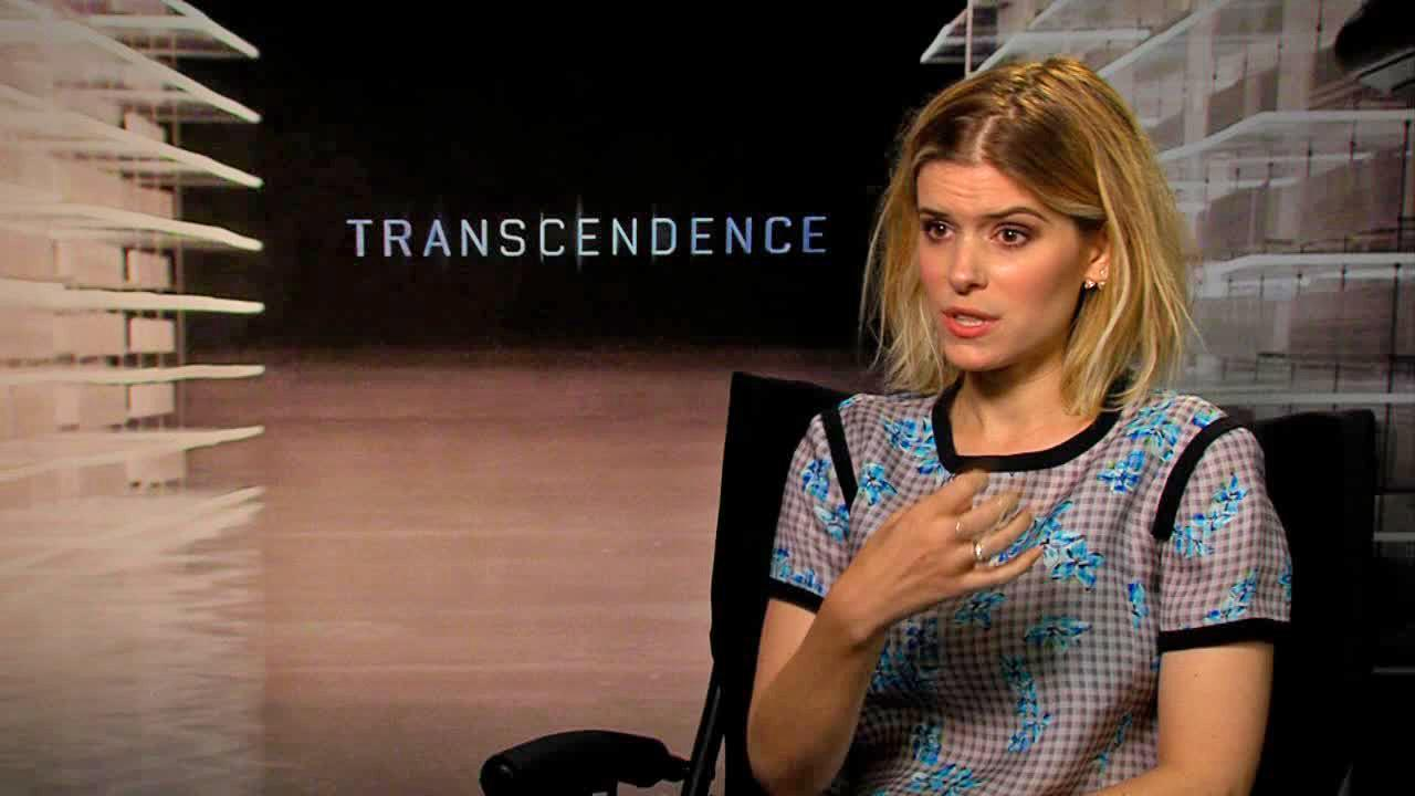 Kate Mara talks to OTRC.com about the new film Transcendence and preparing for her role in the new Fantastic Four movie. (April 2014)