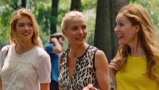Leslie Mann, Cameron Diaz and Kate Upton appear in The Other Woman, in theaters on April 25, 2014. - Provided courtesy of none / 20th Century Fox