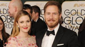Drew Barrymore and husband Will Kopelman appear at the 2014 Golden Globe Awards on Jan. 12, 2014. The two welcomed their second child, a baby girl named Frankie, on April 22, 2014. Their first daughter, Olive, was born in September 2012. - Provided courtesy of William Davila / Startraksphoto.com