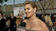 Kate Upton talks about taking acting classes