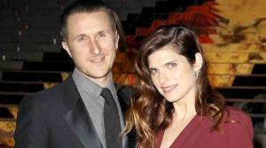 Lake Bell and husband Scott Campbell appear at a Vanity Fair party celebrating the 2014 Tribeca Film Festival on April 23, 2014. - Provided courtesy of Kristina Bumphrey / startraksphoto.com