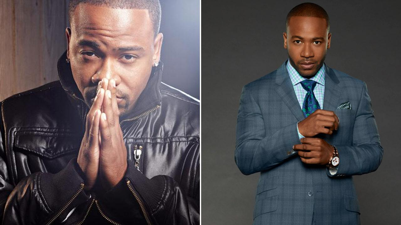 Columbus Short, who confirmed his Scandal exit, appears in an undated photo posted on his publicists Facebook page on April 25, 2014. / Columbus Short appears in a 2014 promotional photo for the fourth season of Scandal.