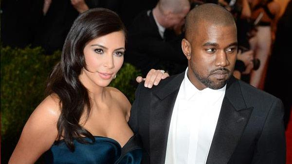 Kim Kardashian and Kanye West appear at the Metropolitan Museum of Arts 2014 Charles James: Beyond Fashion Costume Institute Gala on May 5, 2014. - Provided courtesy of Briquet-Douliery / Abaca / Startraksphoto.com