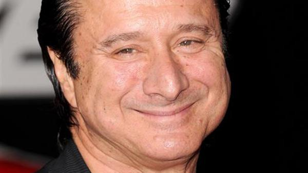 Steve Perry appears at the premiere of Need For Speed in Los Angeles on March 6, 2014. - Provided courtesy of Hollywood Press / AbacaUSA / Startraksphoto.com
