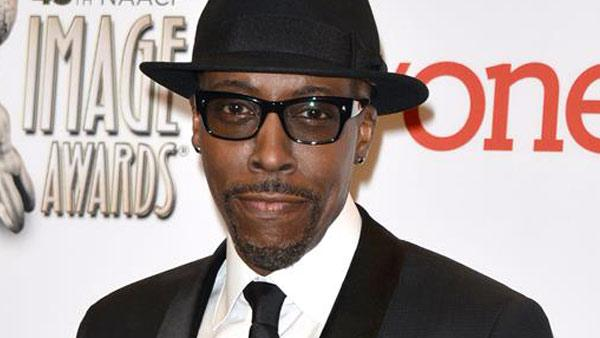 Arsenio Hall appears at the 45th NAACP Image Awards in Pasadena, California on Feb. 22, 2014. - Provided courtesy of Tony DiMaio/startraksphoto.com