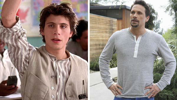 Jeremy Sisto portrayed Elton in &#39;Clueless,&#39; one of the most popular and spoiled students in Cher&#39;s class. Cher attempts to set up Tai with Elton to boost her social status, but Elton rebuffs her plans, telling Cher she isn&#39;t good enough for him, to which she refers to him as &#39;a snob and a half.&#39;  Sisto went on to star in the long-running television shows &#39;Six Feet Under&#39; and &#39;Law and Order,&#39; before landing a role on the current ABC sitcom &#39;Suburgatory.&#39; Sisto has two children with wife Addie Lane, a daughter named Charlie and a son named Bastian.   &#40;Pictured: Left -- Jeremy Sisto appears in a still from &#39;Clueless&#39;. Right -- Jeremy Sisto appears in a still from ABC&#39;s &#39;Suburgatory&#39; from the show&#39;s April 17, 2013 episode.&#41;  <span class=meta>(Paramount Pictures &#47; ABC &#47; Carin Baer)</span>