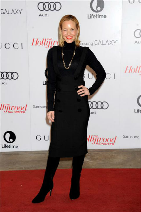 "<div class=""meta ""><span class=""caption-text "">Maria Bello attends the Hollywood Reporter's 2013 Women In Entertainment Breakfast in Beverly Hills, California on Dec. 11, 2013. (Daniel Robertson / Startraksphoto.com)</span></div>"