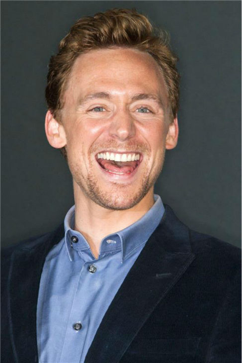 Tom Hiddleston appears at a photo call for &#39;The Avengers&#39; at the Ritz Carlton hotel in Berlin, Germany on April 23, 2012. <span class=meta>(FOTO ZICK &#47; Startraksphoto.com)</span>