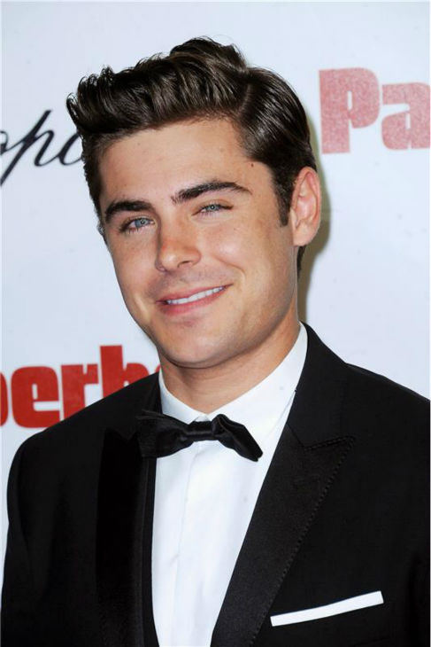 Zac Efron attends an after party for the premiere of the movie &#39;The Paperboy&#39; at the 2012 Cannes Film Festival in France on May 24, 2012. <span class=meta>(Hahn-Marechal-Nebinger &#47; ABACA &#47; Startraksphoto.com)</span>