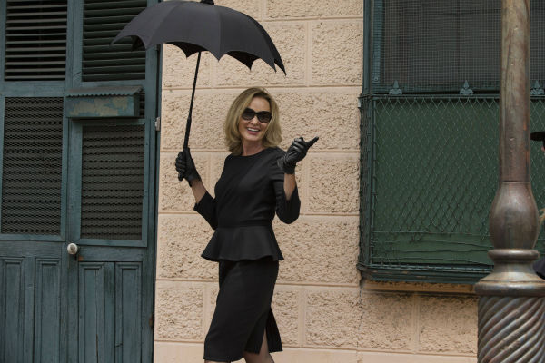 "<div class=""meta ""><span class=""caption-text "">Jessica Lange (Fiona) appears on the premiere of 'American Horror Story: Coven,' which airs on FX on Oct. 9, 2013 at 10 p.m. ET. (Michele K. Short / FX)</span></div>"