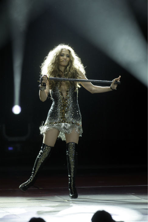"<div class=""meta ""><span class=""caption-text "">Jennifer Lopez performs during the World Music Awards in Monaco on Tuesday, May 18, 2010. (AP Photo / Joel Ryan)</span></div>"