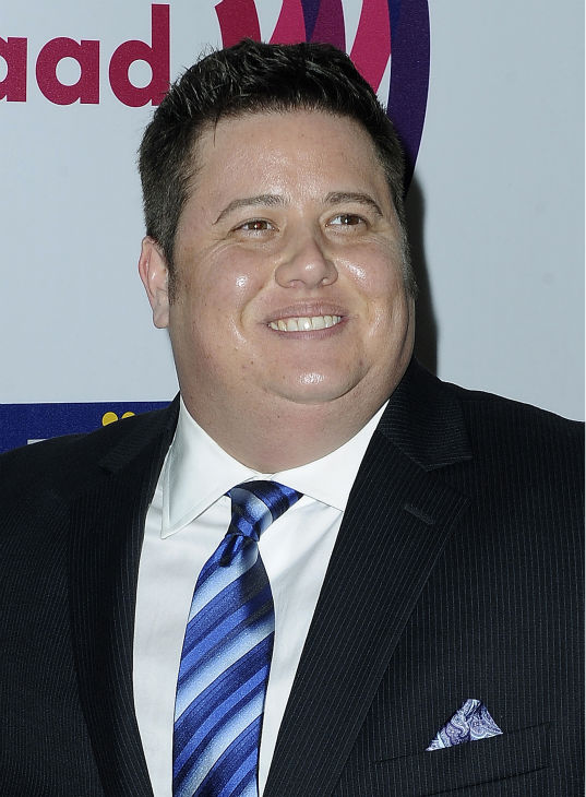 Chaz Bono arrives to The 22nd Annual Glaad Media...