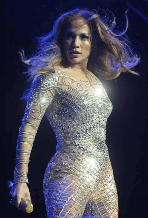 Singer and actress Jennifer Lopez performs at KIIS FM&#39;s Wango Tango concert in Los Angeles on Saturday, May 14, 2011. <span class=meta>(AP Photo &#47; Dan Steinberg)</span>