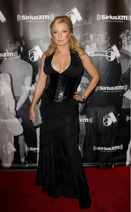 Actress Traci Lords attends the Sirius XM reopening of Studio 54 for &#39;One Night Only&#39; at Studio 54 in New York City on Tuesday, Oct. 18, 2011. <span class=meta>(AP Photo &#47; Donald Traill)</span>