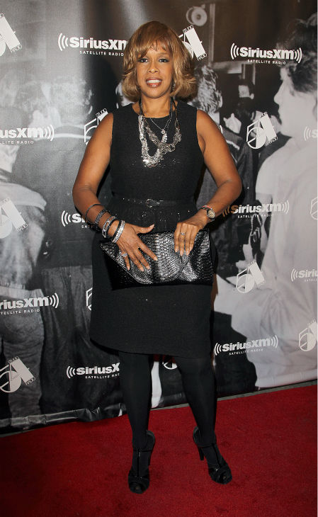 O editor-at-large Gayle King attends the Sirius XM reopening of Studio 54 for &#39;One Night Only&#39; at Studio 54 in New York City on Tuesday, Oct. 18, 2011. <span class=meta>(AP Photo &#47; Donald Traill)</span>