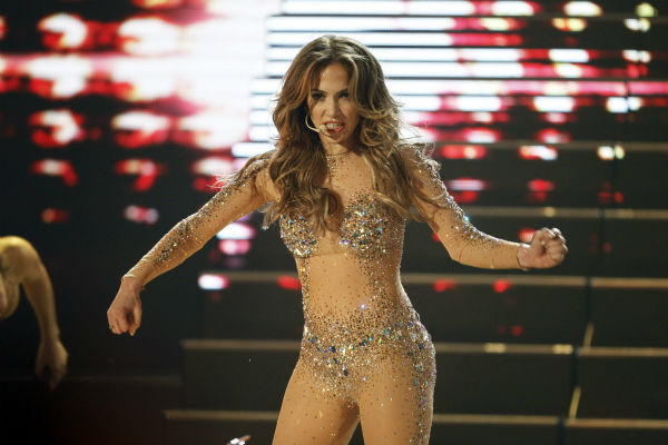 Jennifer Lopez performs at the 39th Annual American Music Awards in Los Angeles on Sunday, Nov. 20, 2011. <span class=meta>(AP Photo &#47; Matt Sayles)</span>