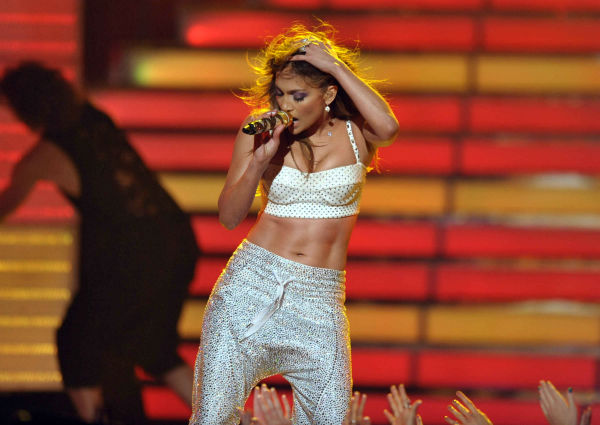 Jennifer Lopez performs onstage at the &#39;American Idol&#39; finale in Los Angeles on Wednesday, May 23, 2012. <span class=meta>(John Shearer &#47; Invision &#47; AP)</span>