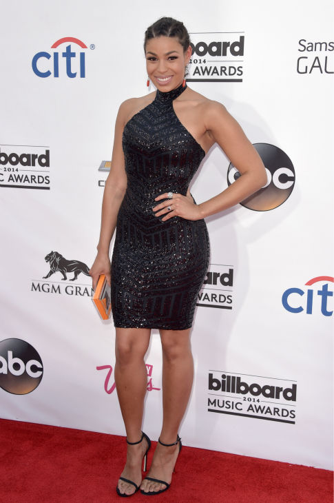 Jordin Sparks arrives at the Billboard Music Awards at the MGM Grand Garden Arena on Sunday, May 18, 2014, in Las Vegas. <span class=meta>(John Shearer &#47; Invision &#47; AP)</span>